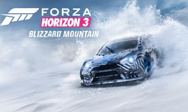 Blizzard Mountain coming to Forza Horizon 3 on Dec 13