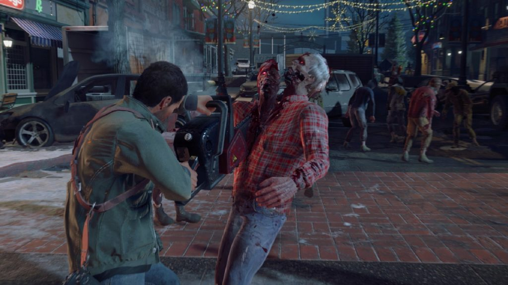 Dead Rising 4 Features 4-Player Co-Op (But Not In Story Mode)