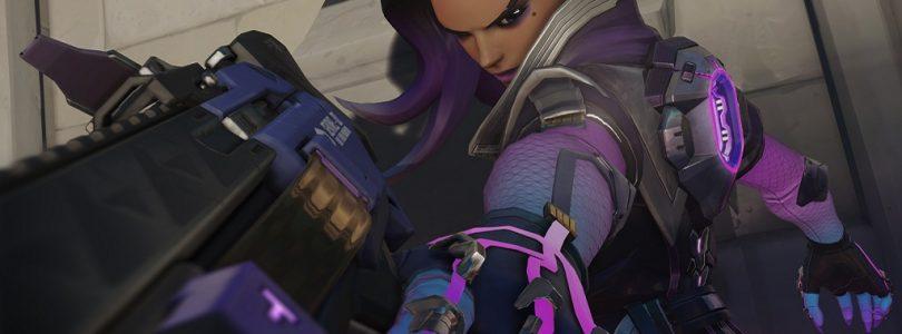 Overwatch Sombra Banner