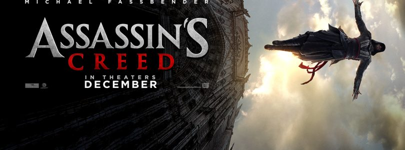 Ubisoft announce 2 books for the Assassins Creed film