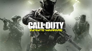 Call Of Duty: IW Banner