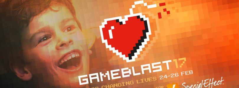 SpecialEffect launch Gameblast 17