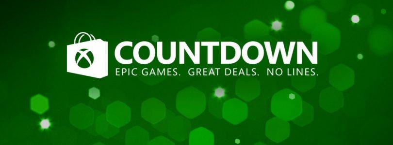Xbox Live biggest ever sale starts 22 December
