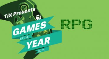 The 12 days of TiXmas – RPG of the Year