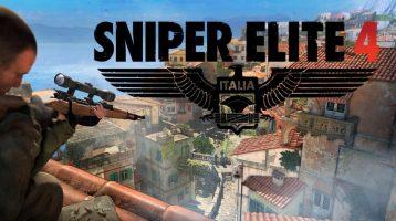 Sniper Elite 4 details released