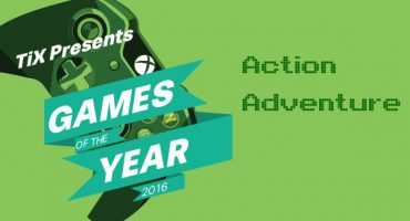 The 12 Days of TiXmas – Action Adventure Game of the Year
