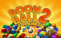 Boom Ball 2 for Kinect releasing soon