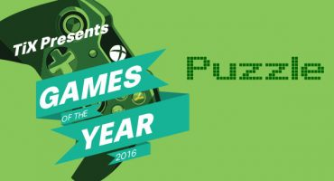 The 12 Days of TiXmas – Puzzle Game of the Year
