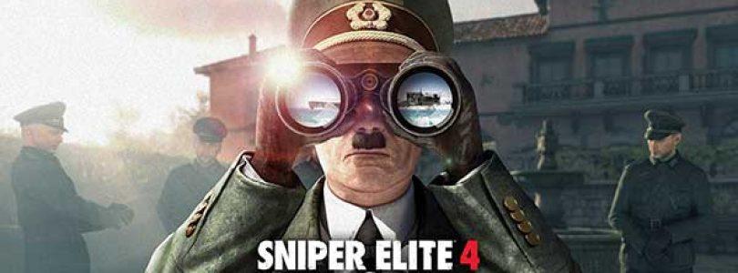 Sniper Elite 4 Target: Führer DLC announced