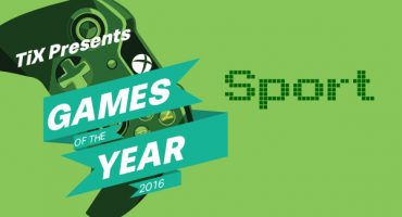 The 12 days of TiXmas – Sports Game of the year.